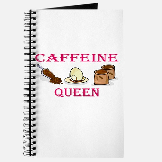 Caffeine Queen Journal