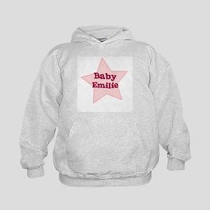 Baby Emilie Kids Hoodie