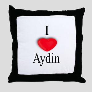 Aydin Throw Pillow