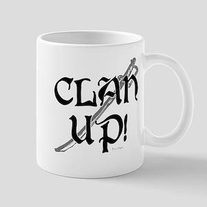Clan Up! (pirate sword) Mug