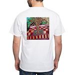 Tree In Laguna Beach White T-Shirt