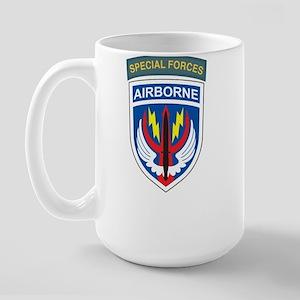SOCCENT with SF Tab Large Mug