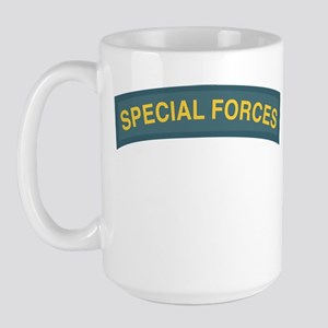 Special Forces Tab Large Mug