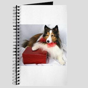 A Christmas Box Journal