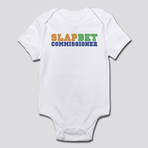 Slap Bet Commissioner Infant Bodysuit