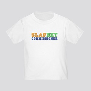 Slap Bet Commissioner Toddler T-Shirt