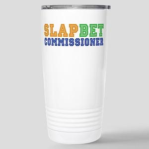 Slap Bet Commissioner Stainless Steel Travel Mug