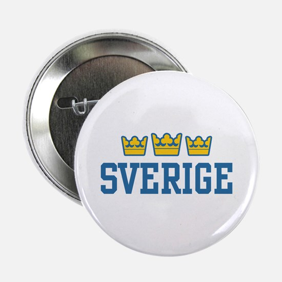"Sverige 2.25"" Button"