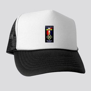 4th Infantry Division Veteran Trucker Hat