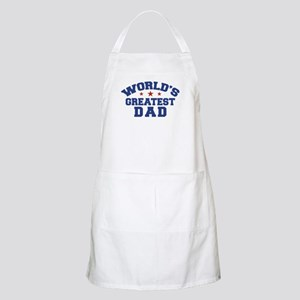 World's Greatest Dad BBQ Apron