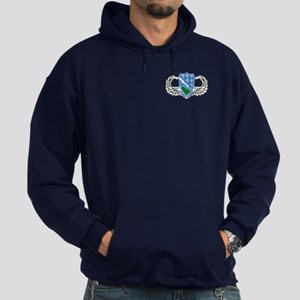 506th Infantry Regiment Hooded Sweatshirt 2