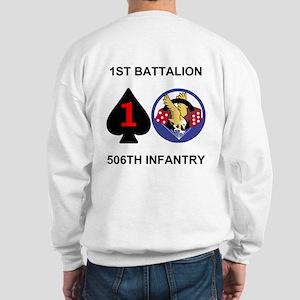 1-506th Infantry Sweatshirt