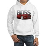 Boss Hooded Sweatshirt