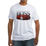 Boss Fitted T-Shirt