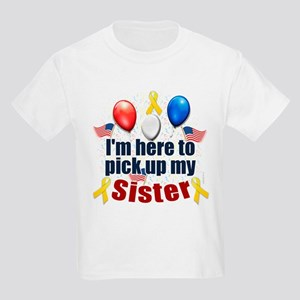 Pick up my Sister Kids Light T-Shirt
