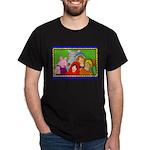 Smiling Friends Dark T-Shirt