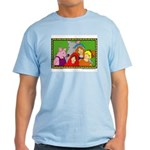 Smiling Friends Light T-Shirt