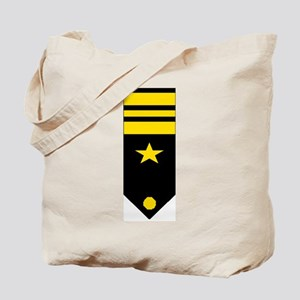 Lt. Commander Tote Bag