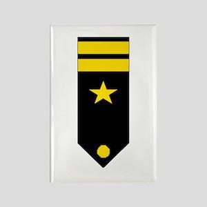 Lt. Board Rectangle Magnet