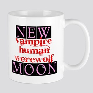 New Moon Twilight Vampire Mug
