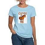 Cowgirl Women's Light T-Shirt
