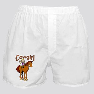 Cowgirl Boxer Shorts