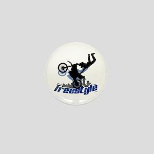 Freestyle Motorcycle Mini Button