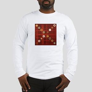 Combinatoric Entanglement Long Sleeve T-Shirt