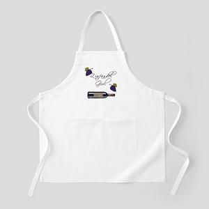 Zinfandel Girl BBQ Apron