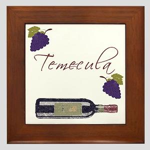 Temecula Framed Tile