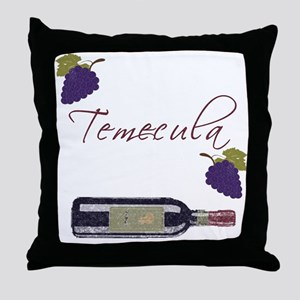 Temecula Throw Pillow
