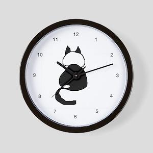 Puddytat Wall Clock
