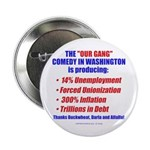 "Our Gang in DC 2.25"" Button (100 pack)"