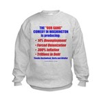 Our Gang in DC Kids Sweatshirt