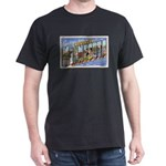 Greetings from Northern Minnesota Dark T-Shirt