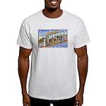 Greetings from Northern Minnesota Light T-Shirt