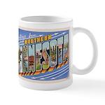 Greetings from Northern Minnesota Mug
