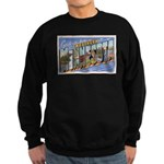 Greetings from Northern Minnesota Sweatshirt (dark