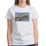 Greetings from Northern Minnesota Women's T-Shirt