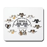 UHHSA All Breeds Mousepad