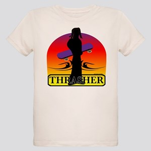 THRASHER Organic Kids T-Shirt