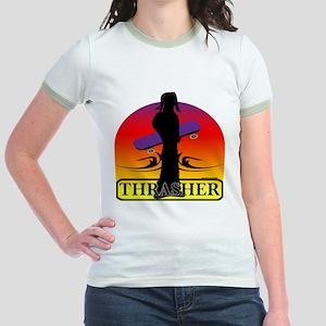 THRASHER Jr. Ringer T-Shirt