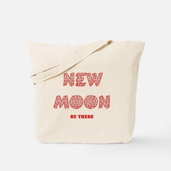 New Moon 11/20/09 Tote Bag