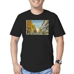 1940's Minneapolis Nicollet Avenue Men's Fitted T-