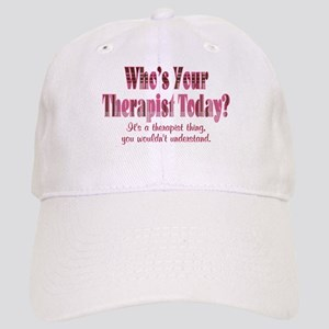 Therapist Cap