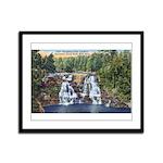 Gooseberry Falls Framed Panel Print
