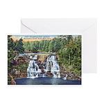 Gooseberry Falls Greeting Cards (Pk of 20)