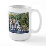 Gooseberry Falls Large Mug