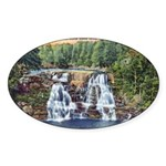 Gooseberry Falls Sticker (Oval 50 pk)