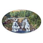 Gooseberry Falls Sticker (Oval)